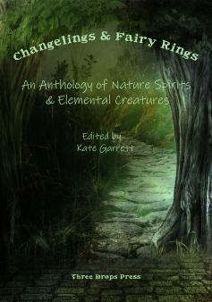 Changelings and Fairy Rings Anthology Cover 2019